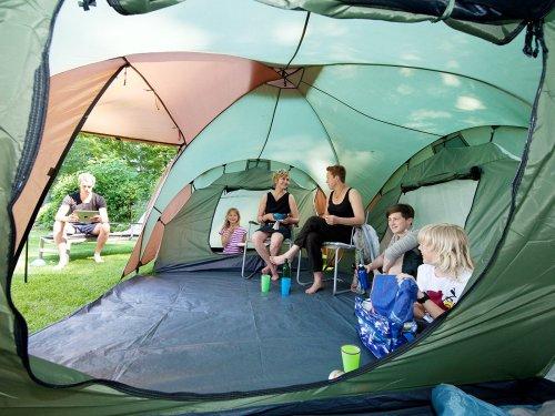 Skandika Daytona XXL Family Tent - Start your own Circus - Amazon - £73.41