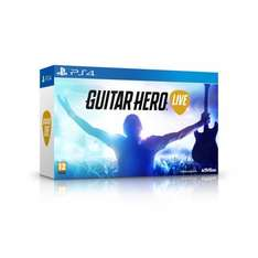 Guitar Hero Live (PS4/Xbox One) £19.99 @ Smyths Toys (free click&collect)
