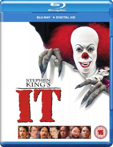Stephen King's It Blu Ray + Digital HD - Entertainment Store / eBay for £7.99
