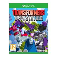 [Xbox One] Transformers Devastation - £7.95 - eBay/TheGameCollection