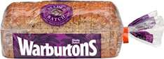 Warburtons Seeded Batch Bread (800g) was £1.50 now £1.20 @ Iceland