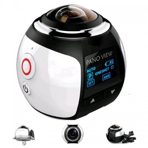 360° Mini WiFi Panoramic Video Camera- Banggood - £61.50