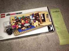 Lego The Big Bang Theory £17.99 @ Toys R Us