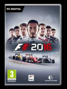F1 2016 (PC Game) £39.99 @ Game