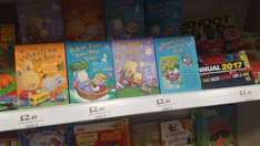 Nursery Rhyme book and floor puzzle (various) £2.49 at Quality Save /Home Bargains