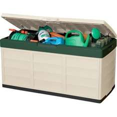 Keter Storage from £24.95 Click & Collect @ Homebase