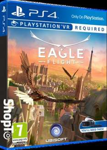 Eagle Flight (PSVR) £32.85 @ ShopTo