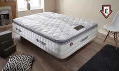 Gold 6000 Pillowtop Recharge Mattress in Choice of Size from £199.99  Groupon