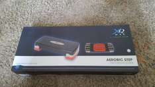 adjustable aerobic step, tesco galashiels - £3.50