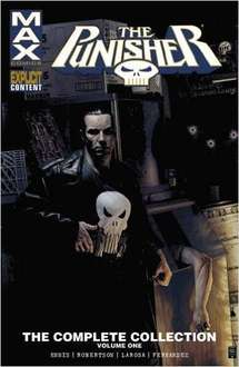 The Punisher: Complete Collection Volume 1 £13.34 (ForbiddenPlanet)