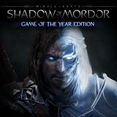 Middle-earth: Shadow of Mordor - Game of the Year Edition only £15.99 @ PS Store, with Pro update incoming