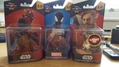 Disney infinity 3.0 - £7.99 and 3 for 2 at Sainsburys Instore