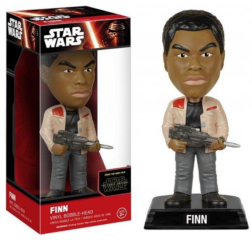 Star Wars episode VII Wacky Wobbler - Finn £3.52 Add-on item - Amazon