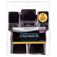 Harris painters dozen brush set £4.99 @ B&M