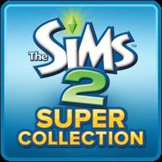 The Sims 2 Super Collection on Mac App Store (£10.99)
