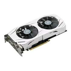 asus radeon 4gb rx 480 dual OC graphics card PLUS free bf1 deluxe edition upgrade £213.49 @ Scan (£4.79 collect from local shops del)