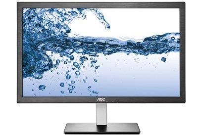 AOC FHD 23.6 inch IPS Monitor, HDMI, VGA, MHL, Vesa, 3yr Warranty £84.99 @ Amazon
