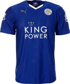 Leciester City 2016/2017 Offical Shirts £38.95 delivered @ Puma