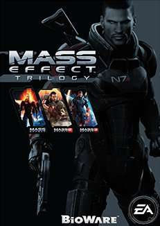 Mass Effect trilogy DLC on PC for half price!