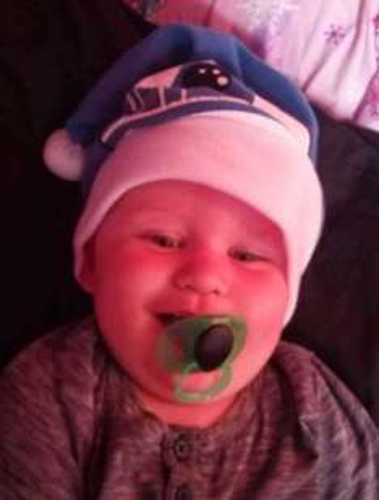 Star wars blue r2d2 Christmas hat £1 @ Poundland