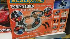 Scalextric cops n robbers - Home Bargains (Instore) £49.99