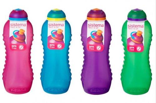 Sistema Twist n Sip Drinks Bottle 50p @ Asda (Instore)