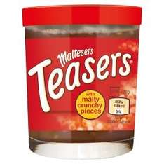 Maltesers Teasers Spread  / Bounty / Twix Spread now £1.50 at Asda (Instore or C&C)
