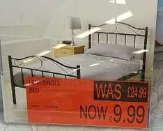B&M Lana single Bed frame £9.99 [in-store only] see comments for model