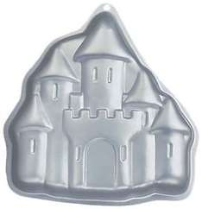 Aluminium Castle Baking Tin - £2.99 Home Bargains