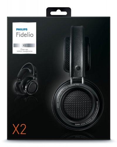 Philips X2 Fidelio Headphone Via Amazon - £116.99 Delivered