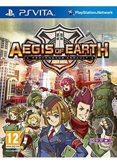 Aegis of Earth: Protonovus Assault (PS vita) £10.85 @ Base