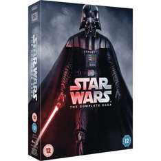 Star Wars The Complete Saga (Blu-ray) For £39.99 At 365games