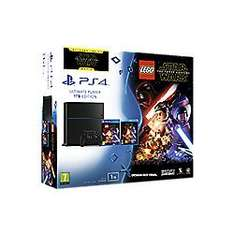PS4 1TB CONSOLE WITH STAR WARS PLUS NO MANS SKY £274 @ Tesco direct