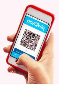 Tesco PayQwiq app 100 extra points for first 5 transactions