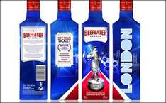 Beefeater London Dry Gin £13 and Tanqueray No.10 Gin £28 instore @ ASDA