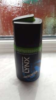 lynx compressed mens 100ml  £1 @ poundworld