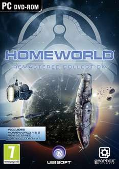 Homeworld Remastered PC £4.99 on line at GAME
