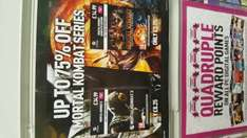 Mortal Kombat Komplete Edition instore at Game for £3.75