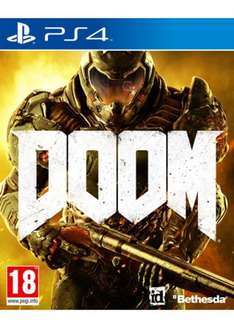 [Xbox One/PS4] Doom - £18.99 - Base