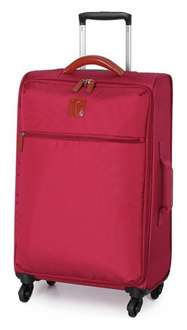 IT Luggage Ultralight 4 Wheel Red Suitcase [94L(74cms)- £39.99/56L(65cms) - £34.99/32L(54cms) - £29.99 @ Ebay Argos (Click & Collect or add £3.99)