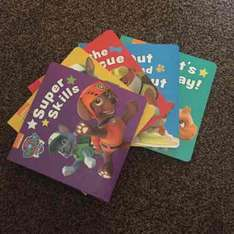 Paw Patrol books £1 in poundworld. instore