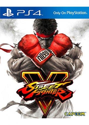 Street Fighter V PS4 £17.99 @ base.com