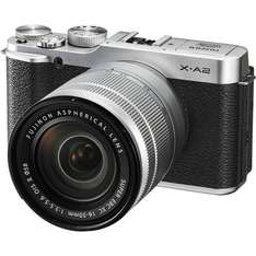 Fujifilm X-A2 16MP Compact System Camera with 16-50mm II Lens £249 @ Argos