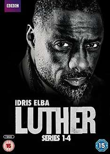 Luther - Series 1-4 [DVD] £19.99 (Prime) @ Amazon