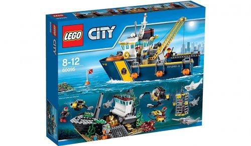 Online.... LEGO City - Deep Sea Exploration Vessel - 60095 - £45.00 - (Asda George)