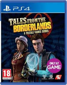 Tales From The Borderlands PS4/XB1 £11.69 (with code) @ GAME