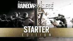 TOM CLANCY'S RAINBOW SIX® SIEGE STARTER EDITIONPC download - £11.99 Limited time offer: September 15 to October 11 2016- @ Uplay
