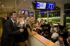 Dog Racing, Burgers & Drinks for 2 at Manchester Belle Vue Track - £8 - @ Wowcher