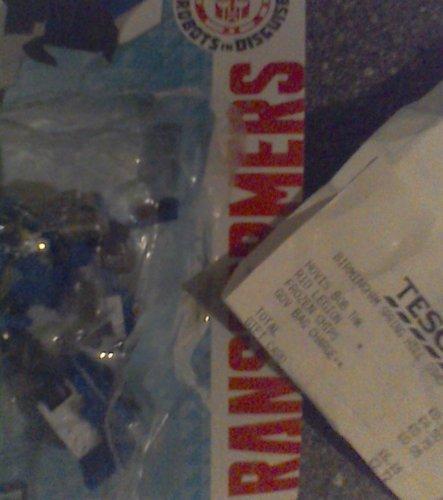 Transformers R.I.D. Legion figures £4.50 @ Tesco