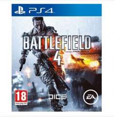 Battlefield 4 PS4 £11.95 The games collection
